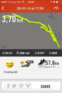 renning